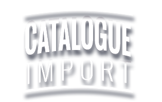 Catalogue import